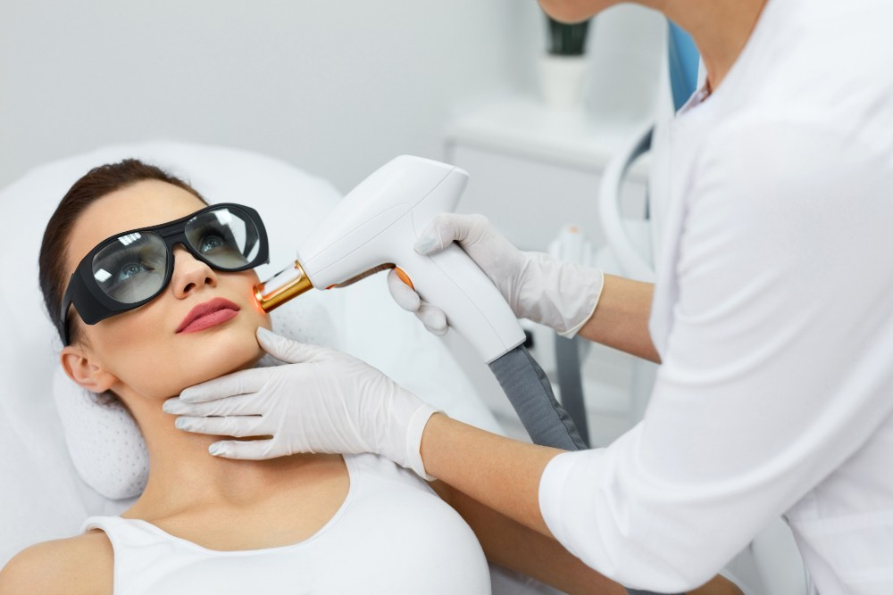 Best body Skin resurfacing and scar treatments at SKin Works Medical Spa in Torrance and South Bay Los Angeles