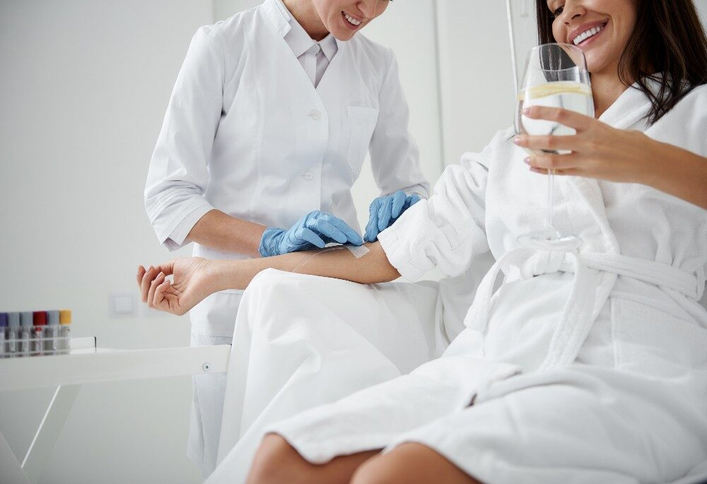 Best Vitamin Therapy at Skin works Medical Spa in Torrance