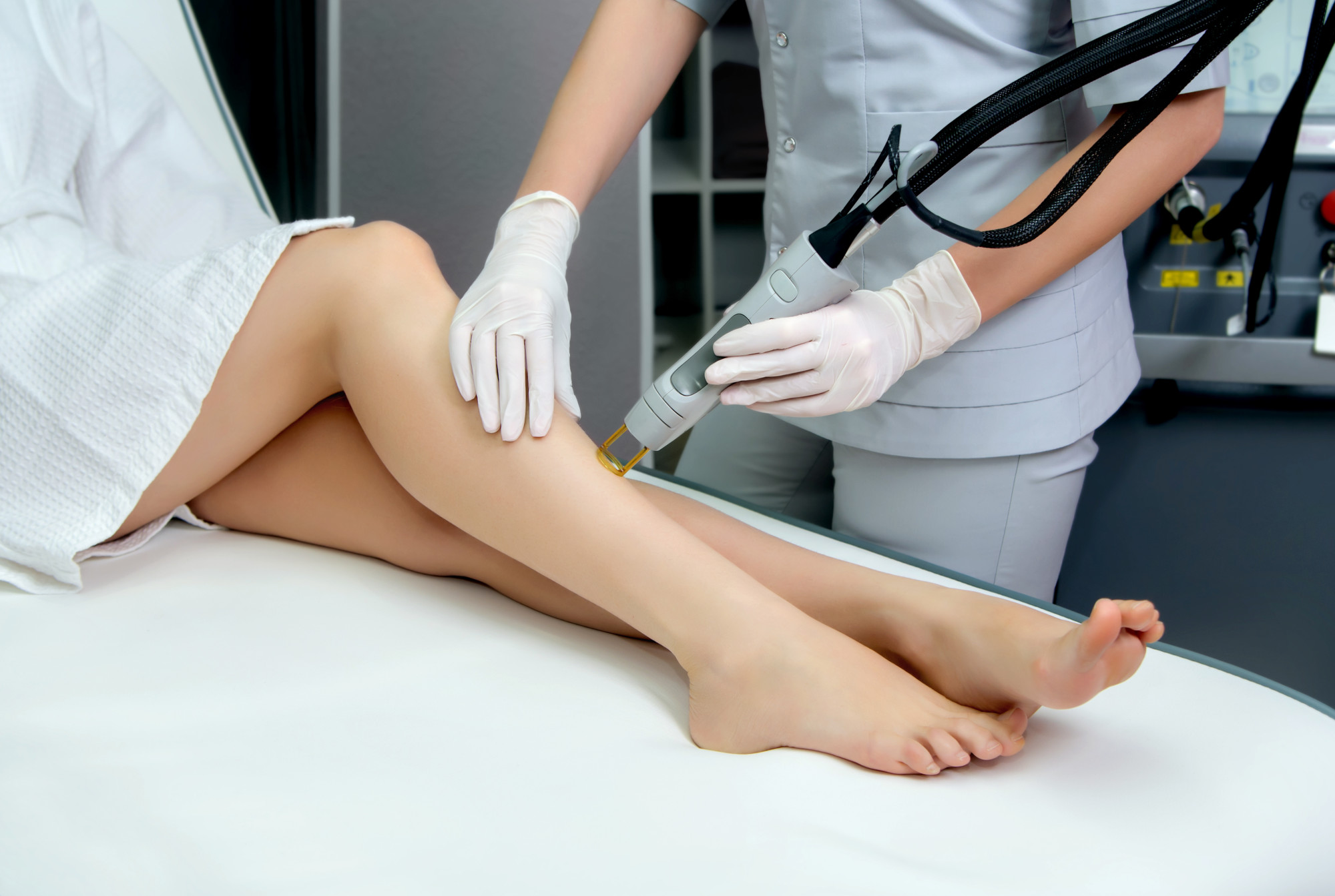 Laser Hair removal in Torrance and Palos Verdes